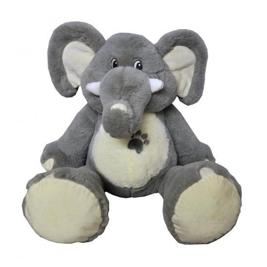 Pluche olifant knuffel 26 cm
