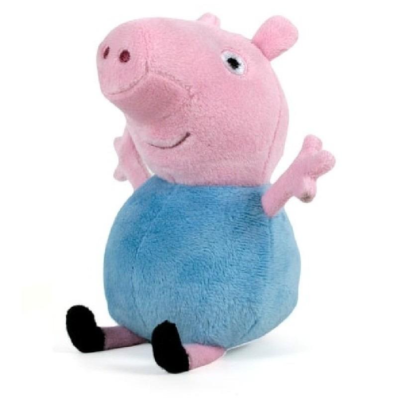 Pluche Peppa Pig/Big George knuffel 28 cm speelgoed