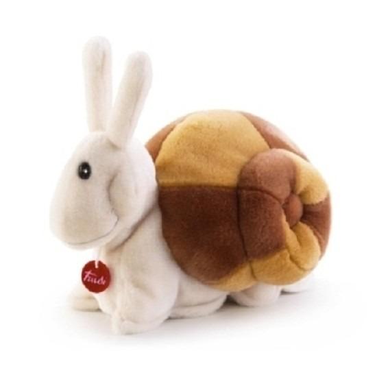 Pluche slak knuffel 32 cm