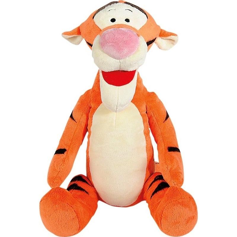 Pluche Teigetje knuffel 61 cm Disney speelgoed
