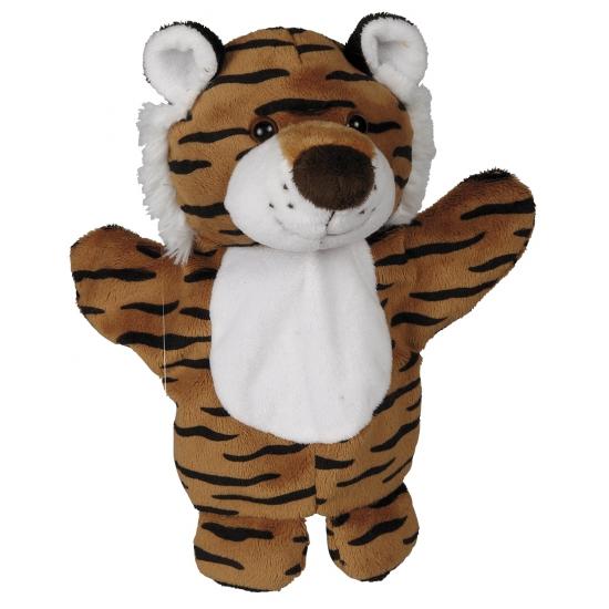 Pluche tijger knuffeldieren 27 cm