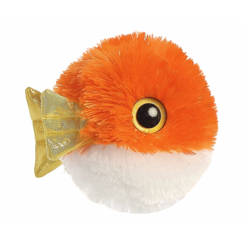 Pluche vissen knuffel 20 cm