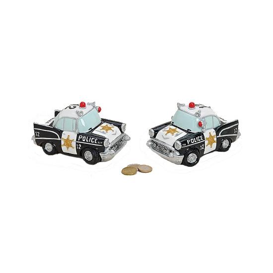 Speelgoed diversen Geen Politie auto spaarpot