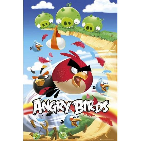 Posters van Angry Birds