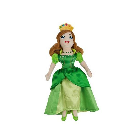 Prinsessia poppen groen