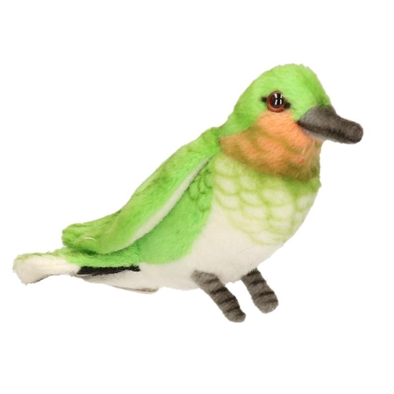 Realistische Kolibrie vogeltjes 10 cm