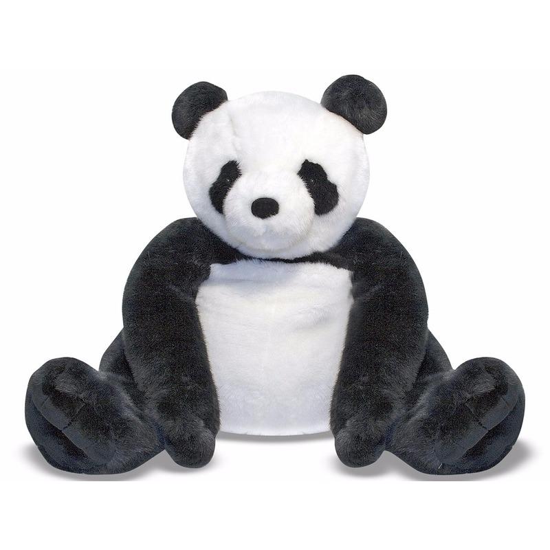 Reuze panda knuffels