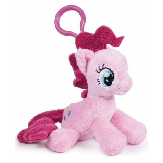 Roze Pinkie Pie My Little Pony knuffeltje 12 cm
