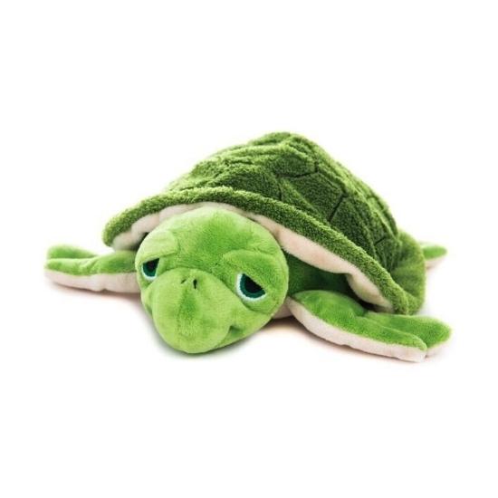 Schildpadden knuffel kruik groen geboorteknuffel