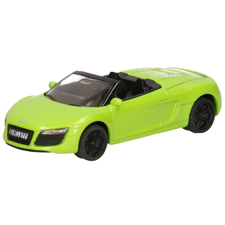 Speelgoedvoertuigen Siku Siku Audi cabrio modelauto