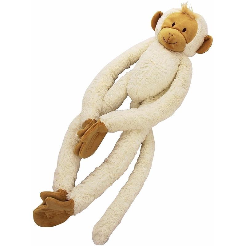 Slinger aap pluche knuffel 45 cm
