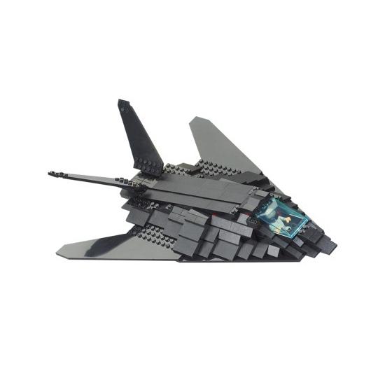 Sluban Luchtmacht bommenwerper 33 x 28,5 cm Sluban Educatief speelgoed