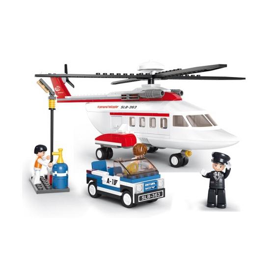 Sluban Sluban speelgoed helikopter