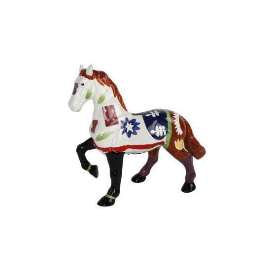 Spaarpot paard wit bruin Geen Beste koop