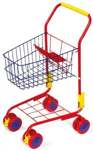 Geen Speelgoed booschappenwagen Speelgoed groot binnen