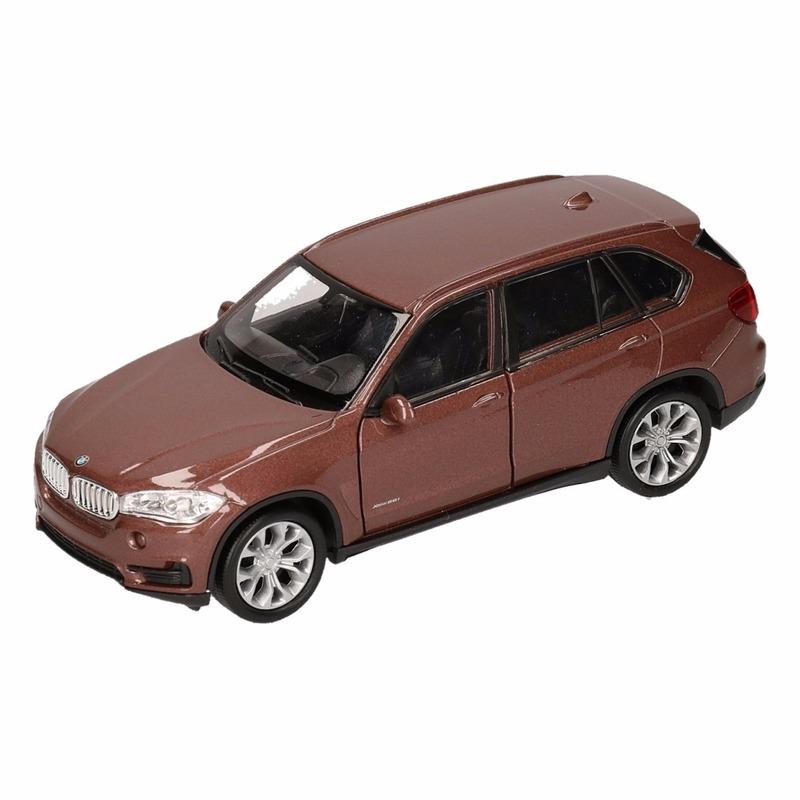 Speelgoed bruine BMW X5 auto 1 36 BMW Schitterend
