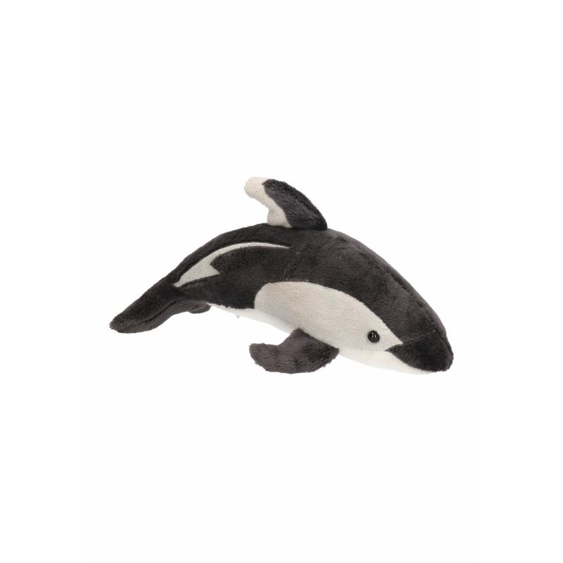 Speelgoed dolfijn knuffel 23 cm