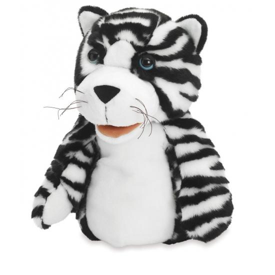 Speelgoed handpop tijger Tilda