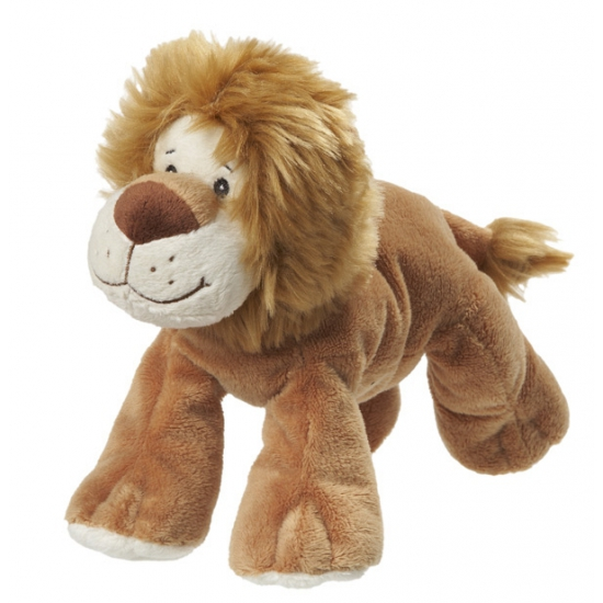 Speelgoed pluche leeuwtje 22 cm