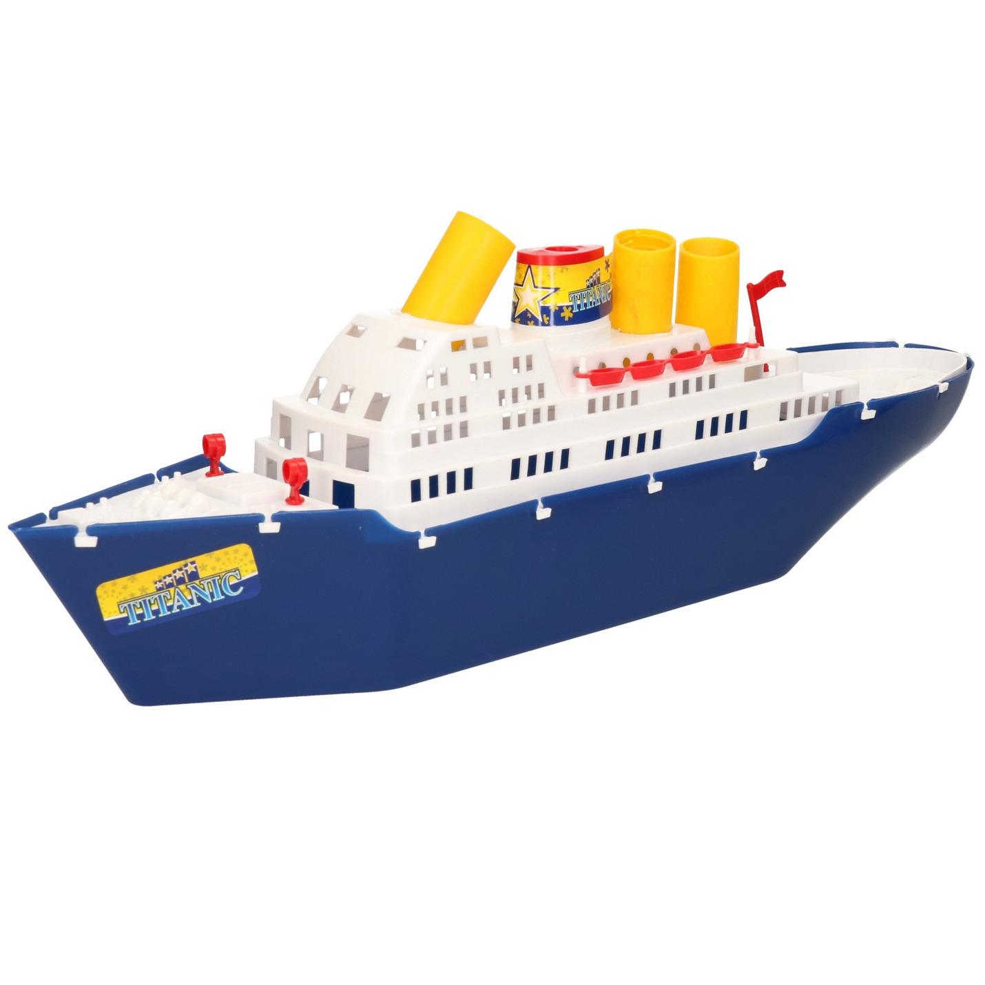 Speelgoedvoertuigen Speelgoed Titanic 51 cm