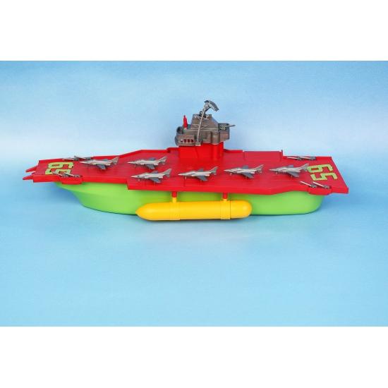 Speelgoedvoertuigen Speelgoed vliegdekschip