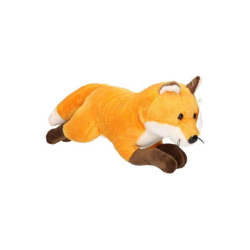Speelgoed vos knuffel 23 cm