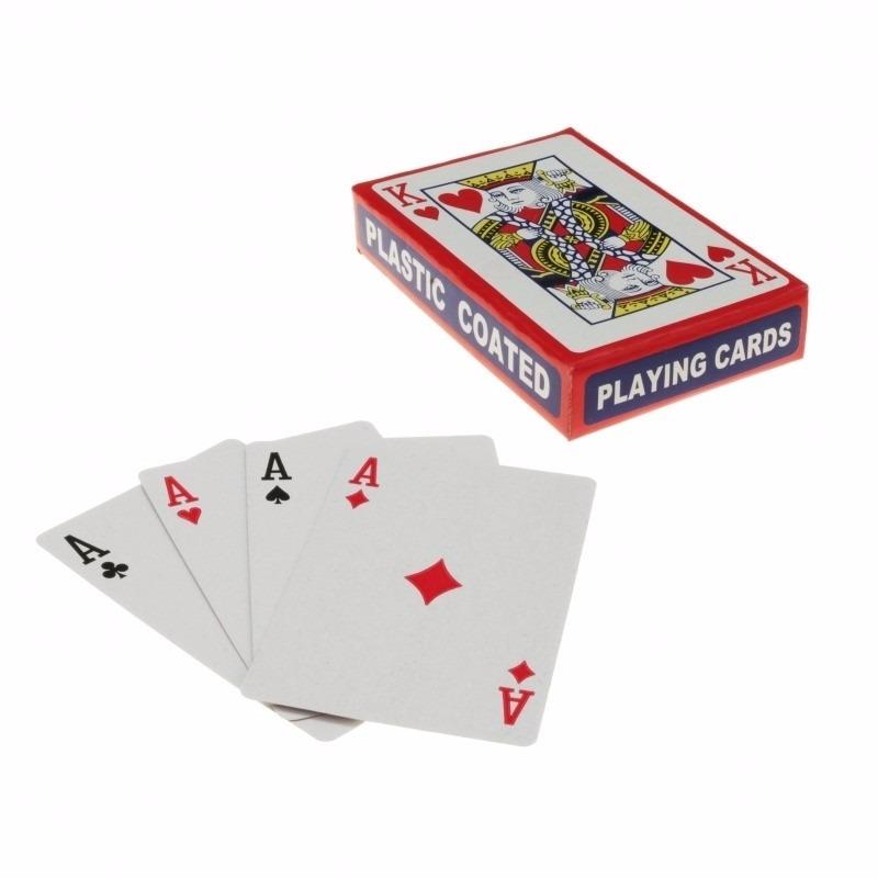 Speelkaarten Set