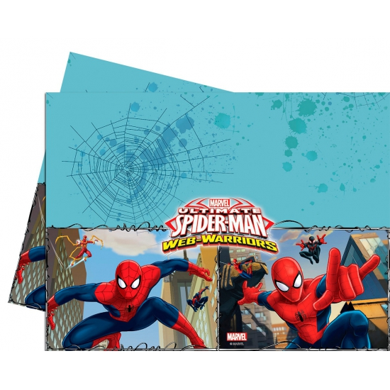 Spiderman Tafellaken 120 X 180 Cm