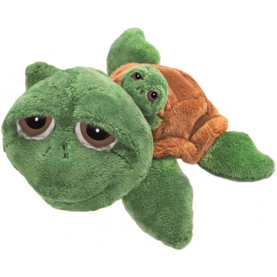 Suki schildpad knuffel 24 cm