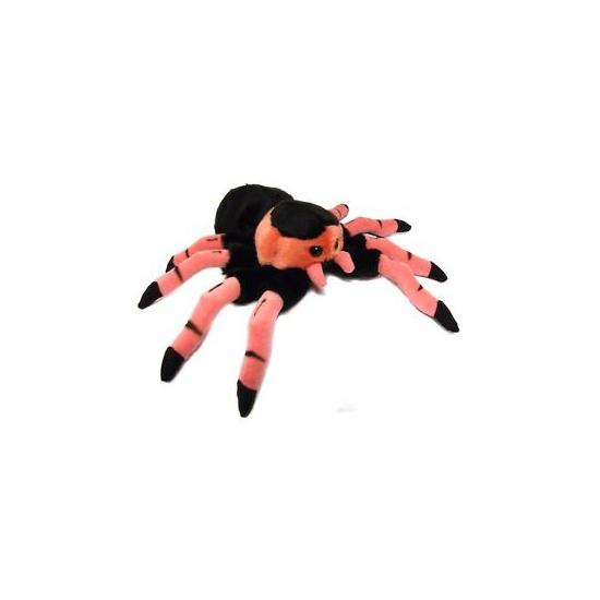 Tarantula knuffel roze 22 cm