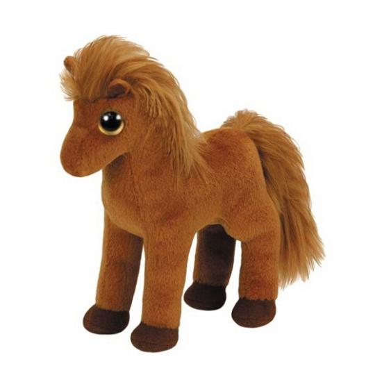 Ty Beanie knuffel paard 15 cm
