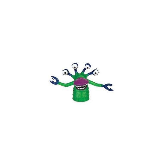 Vingerpoppen beestjes groen