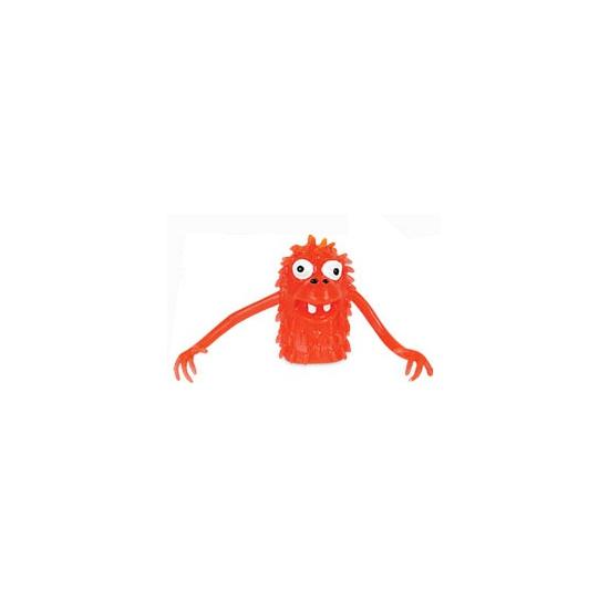 Vingerpoppen beestjes rood