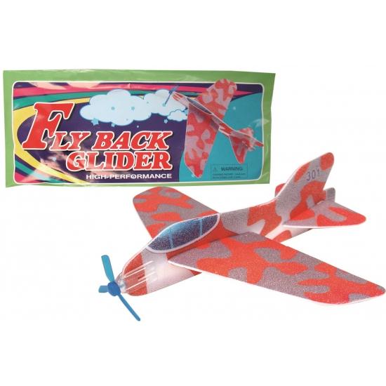 Educatief speelgoed Geen Vliegtuig bouwpakket