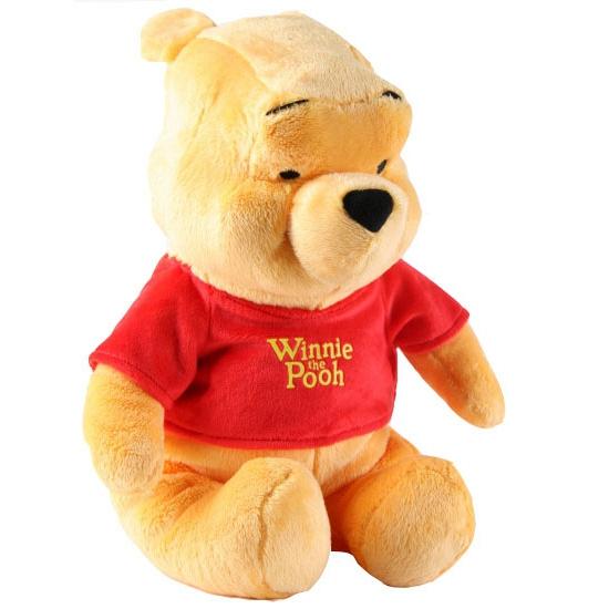 Winnie de Poeh knuffel 34 cm