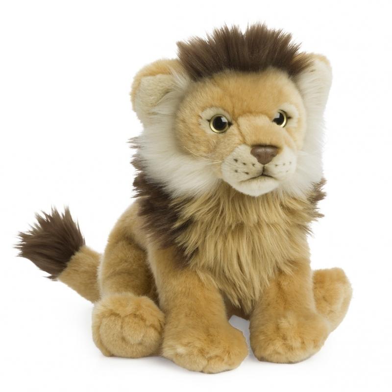 WNF knuffel leeuwtje 23 cm
