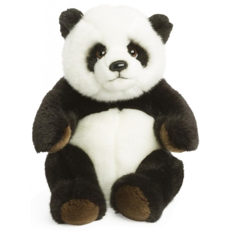 WNF zachte panda beer 22 cm