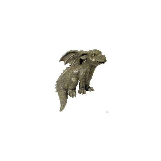 Woondecoratie draken beelden 28 cm