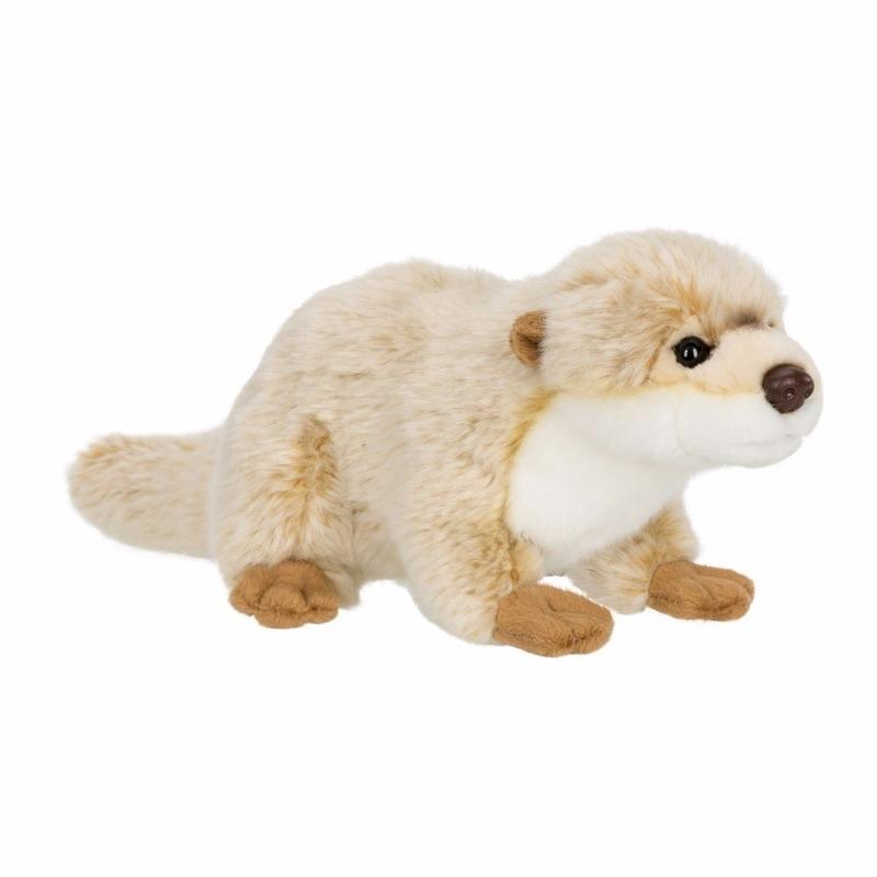 WWF knuffel otters 20 cm