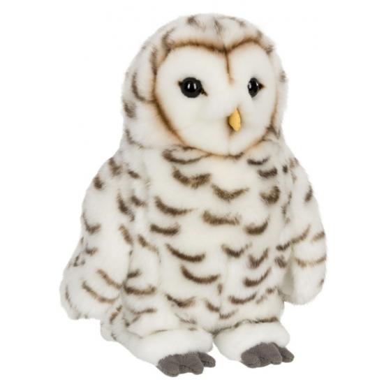 WWF knuffel sneeuwuilen 22 cm