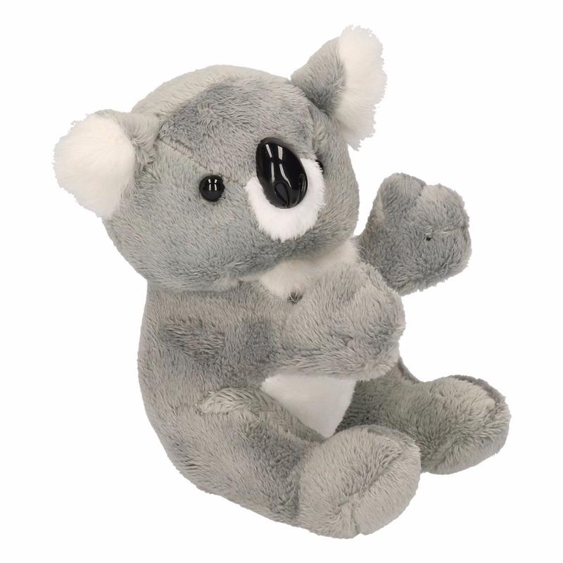 Zachte knuffel koala beer 14 cm