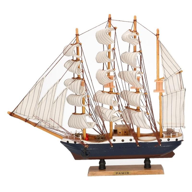 Zeeschip decoratie Pamir